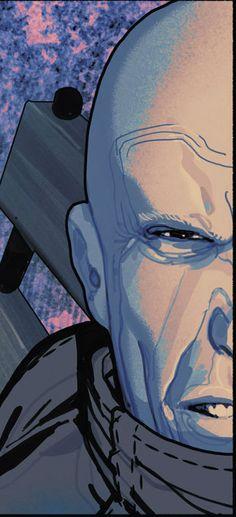 Magneto by Frazer Irving