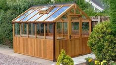 10 Free Plans for building DIY Greenhouse | The Self-Sufficient Living