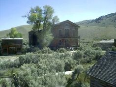 Haunted Montana: Bannack   Bannack, Montana c. 2003 Bannack is found in Beaverhead County along Grasshopper Creek.  The town was established in 1862 and given its name because of the Bannock Indians who were local to the re