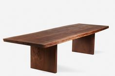 Anderssen Furniture - live edge dinning table