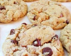 This is the version of the Neiman Marcus cookie recipe that my family likes best.