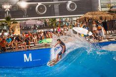 Der zweifache Europameister Tao Schirrmacher surfte auch in diesem Jahr ins Finale - Platz 4 für Tao
