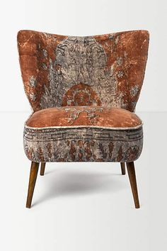 Vintage Kilim Chair available at Redo Home and Design ...