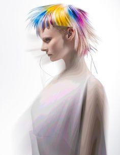 www.estetica.it | Hair: Charlie Price