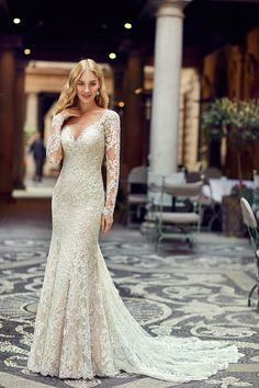 Milano Style MD237- Find gown @ De Ma Fille Bridal in Ft. Worth, TX. 817.921.2964, www.demafille.com