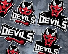 Devils Mascot on Behance