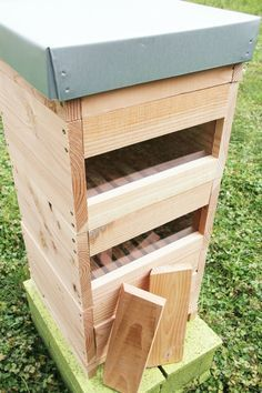 fabrication et plan de ruche dadant 10 cadres bee hives pinterest. Black Bedroom Furniture Sets. Home Design Ideas