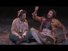 National Theatre: Staging Treasure Island - YouTube