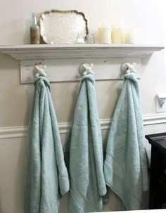 Half Way To Finding Old Knobs For This  Diy Stuff  Pinterest Cool Where To Hang Towels In A Small Bathroom Decorating Inspiration