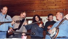 Conklin Ceili Band got together in an old cabin in the woods on the weekend after New Year's in 1996 to make music, and they have been together ever since. They have become a band, and even more importantly, the Conklin Ceili Band has bonded in a way that speaks of friendship, family, and the love of music.