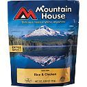 Mountain House® Rice and Chicken Freeze-Dried Meal at Cabela's