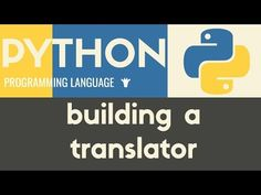 how to build a simple language translator using python | python latest News python language translator using Google Translate API – with the help of translator Instantly Translate phrases from one language to another. Python Programming, First Language, Programming Languages, Google Translate, The Help, The Creator, Teacher, News, Simple