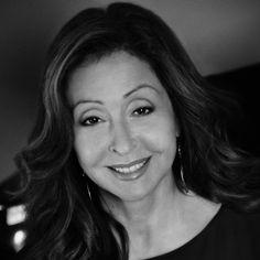 Vicky Leandros, born Vassiliki Papathanasiou, 1949) - Greek singer. Photo © Patrick Runte