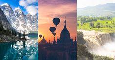 De 10 trendigaste länderna att resa till 2017