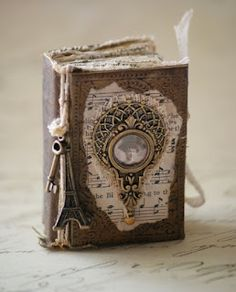 Altered Books by Saimba on esty