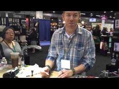 CHA 2016 Tim Holtz new medium products. - YouTube