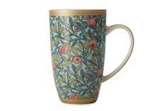 Buy the Maxwell & Williams William Morris Bird & Pomegranate Coupe Mug Huge range of shapes and styles. Maxwell Williams, William Morris, Dinnerware, Coffee Mugs, Porcelain, Ceramics, Bird, Tableware, Gifts