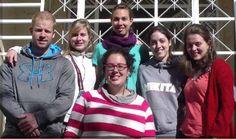 Colômbia: Voluntarios maristas del Canadá en Bogotá