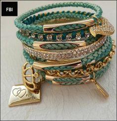 FBI - Fashion Brazil International - Pulsera