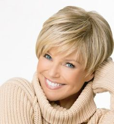 The Christie Brinkley Wig Collection, Uptown. 16 Colors. $159