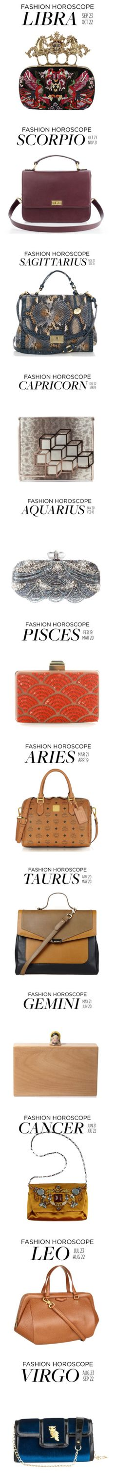 """October Fashion Horoscopes"" by polyvore-editorial on Polyvore"