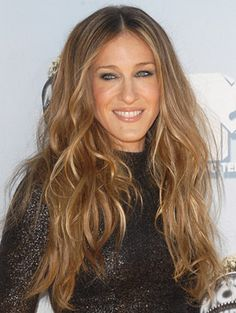 Sarah Jessica Parker Hairstyles - June 1, 2008 - DailyMakeover.com