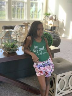cacf6feb1b Green Hearts Pink | Children's Fashion Boutique. PlumNYC GS bathing suit X  Romeu loves lulu shorts