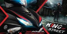 Yamaha MX King Terbaru Hadir dengan Warna Baru