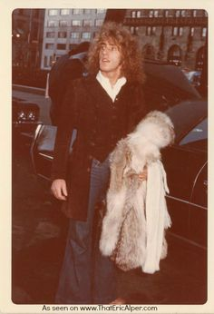You want a rock star? This is a rock star. Exhibit A: Roger Daltrey.