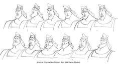 """The Emperor's New Groove"" by Tony Bancroft* • Blog/Website | (https://www.facebook.com/thebancroftbros)  | © Walt Disney Animation Studios*  • Blog/Website | (www.disneyanimation.com) ★ || CHARACTER DESIGN REFERENCES™ (https://www.facebook.com/CharacterDesignReferences & https://www.pinterest.com/characterdesigh) • Love Character Design? Join the #CDChallenge (link→ https://www.facebook.com/groups/CharacterDesignChallenge) Promote your art in a community of over 50.000 artists! || ★"
