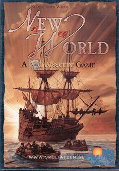 New World: A Carcassonne Game (Novo Mundo: Um Jogo de Carcassonne)