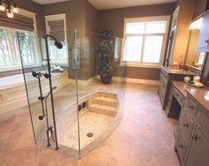 exposed plumbing attached to glass - Google Search