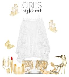 """""""Girl's Night Out!"""" by misshonee ❤ liked on Polyvore"""