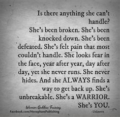 you are stronger than you think Warrior Goddess Training, Goddess Warrior, Woman Warrior, Quotes To Live By, Me Quotes, Motivational Quotes, Inspirational Quotes, Spiritual Quotes, Positive Quotes