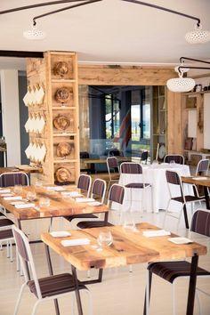 I tavoli. #nostranopesaro #restaurant #design