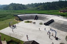 Vila Qinmo / Rural Urban Framework