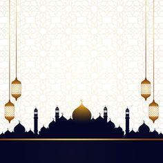 Eid Mubarak Card, Eid Mubarak Greetings, Islamic Images, Islamic Art, Symbols Of Islam, Islamic Events, Plan Image, Ramadan Background, Arabic Pattern