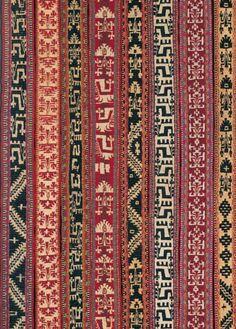Tradición textil mapuche
