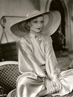 Carole Lombard in No One Man c.1932