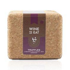 Trufas de Chocolate / CABERNET SAUVIGNON - Wine to Eat