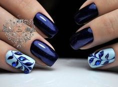Маникюр | Видео уроки | Art Simple Nail | VK #MyFingerNailDesigns