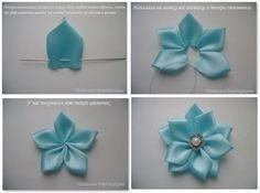 como hacer flores paso a paso 3                              …                                                                                                                                                                                 Más