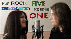 Pop Rock Medley: Muse, Katy Perry, U2, Blink 182, Fountains Of Wayne by Eva's Reason