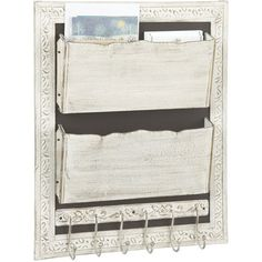 Ninette Wall Letter Holder at Joss & Main