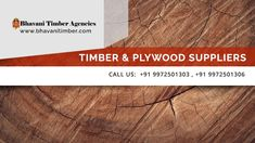 Timber & Plywood Suppliers in Bangalore - Bhavani Timbers Agencies