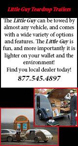 Little Guy Teardrop Trailers: The Little Guy can be towed by almost any vehicle, and comes with a wide variety of options and features. The Little Guy is fun, and more importantly, it is lighter on your wallet and the environment! Find your local dealer today! 877.545.4897, www.golittleguy.com Glam Camping, Teardrop Trailer, Creative Inspiration, Trailers, Lighter, Raising, Camper, Vehicle, Finding Yourself