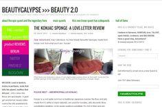 The Konjac Sponge: A Love-Letter Review | Beauty Calypse Blog | #beauty #skincare | www.konjacspongec...
