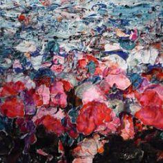 Zhuang Hong Yi  De Chinese kunstenaar Zhuang Hong Yi Sichuan (China, 1962) maakt in zijn schilderingen op rijstpapier vaak gebruik van houtdrukken. Het uiteindelijke resultaat wordt door hem in een later stadium ook nog eens bewerkt door het papier te beschilderen, te beplakken, of sommige delen toch weer weg te schrappen. Zhuang hanteert een beeldtaal die bestaat uit een heel bijzondere mengeling van Chinese en Westerse motieven, die qua uitdrukkingswijze sterk wisselt: soms sprookjesachtig…