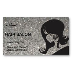 128 Best Hair Salon Business Cards Images Beauty Salons Grooming
