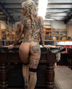 That ass crack though! FOLLOW @tattsandtitties for more sweet as fuck babes! ❤@missmjmontana . #tattooedgirls #tattoos #ink #inkedgirls #tattooed #inked #girlswithtattoos #tattoo #girlswithink #inkedup #tatts #eyecandy #icandy #sexy #tats #babes #tatted #tattedup #inklife #tattoolife